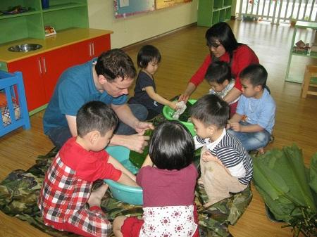 Trường mầm non Teddy Bear - Ngọc Khánh