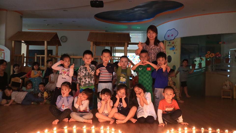 Trường mầm non Thế Giới Xanh (Green World) - Cống Vị