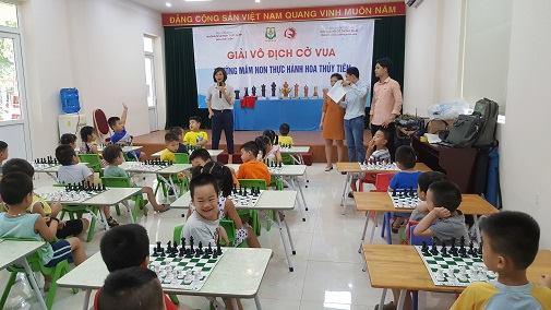 Trường mầm non Thực Hành Hoa Thuỷ Tiên - Nghĩa Tân