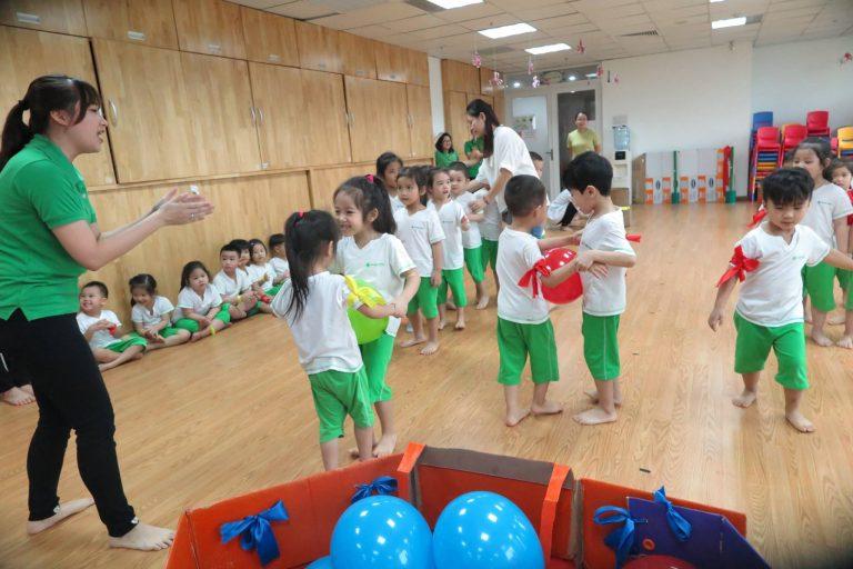 Trường mầm non Thần Đồng Bright School - Trần Hưng Đạo
