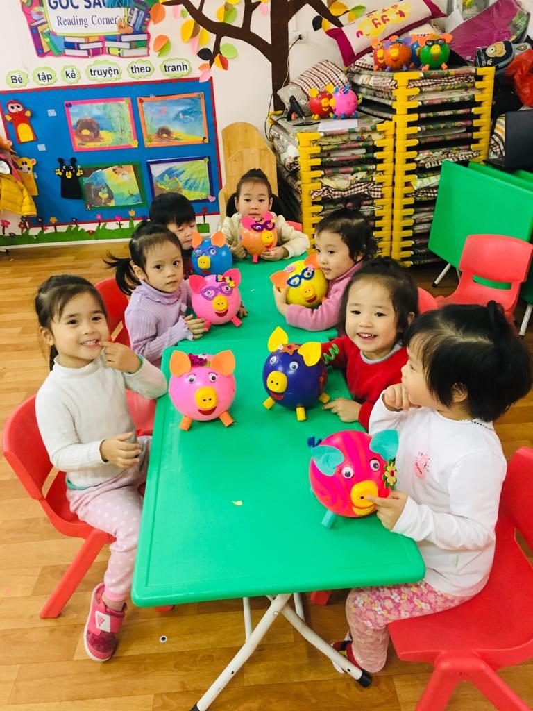 Trường mầm non Thăng Long Kidsmart - Dịch Vọng