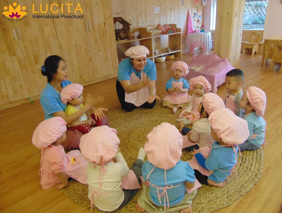 Trường mầm non Tia Sáng Lucita ( Lucita International PreSchool )- Cổ Nhuế