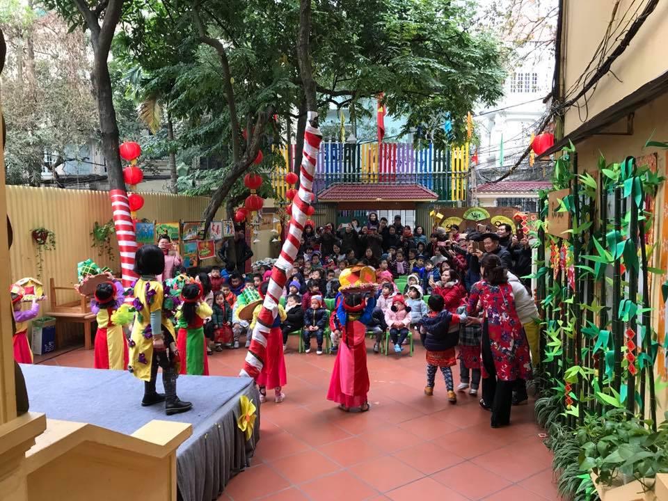 Trường mầm non Trẻ em Việt Vietkids - Thành Công