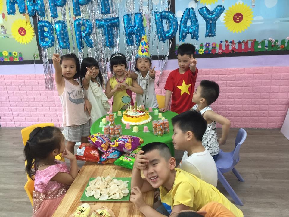 Trường mầm non Trẻ Tài Năng (TalentKids Kindergarten) - Trung Kính, Yên Hòa