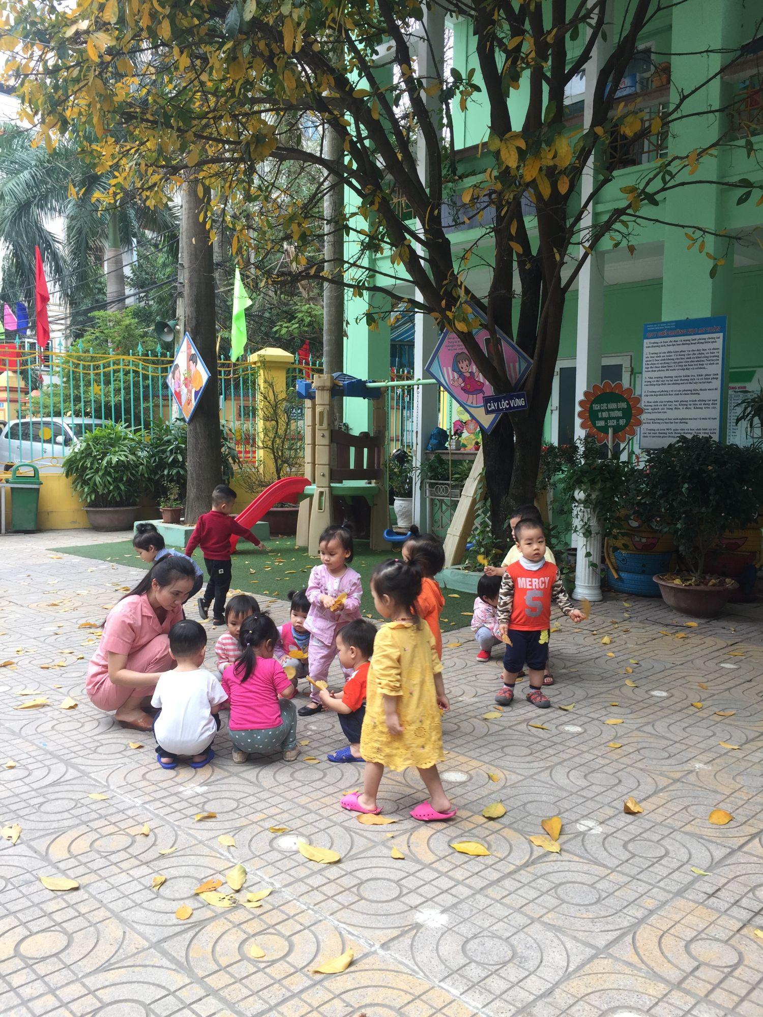 Trường mầm non Trung Hòa - Trung Hòa