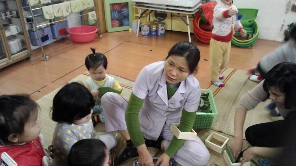 Trường Mầm non Tây Sơn - Nguyễn Lương Bằng