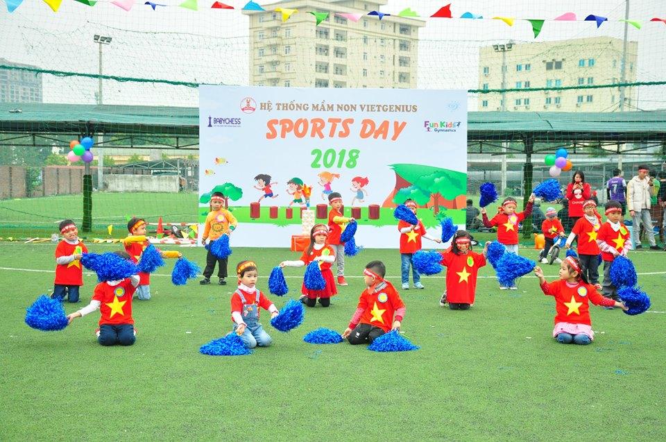 Trường mầm non VietGenius - Phan Đình Giót