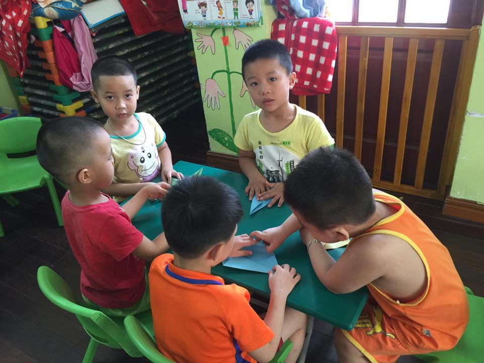 Trường mầm non Việt Úc - Dịch Vọng Hậu