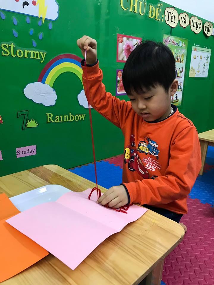 Trường mầm non Vườn Hồng ( Rose Garden Kindergarten ) - Láng Hạ