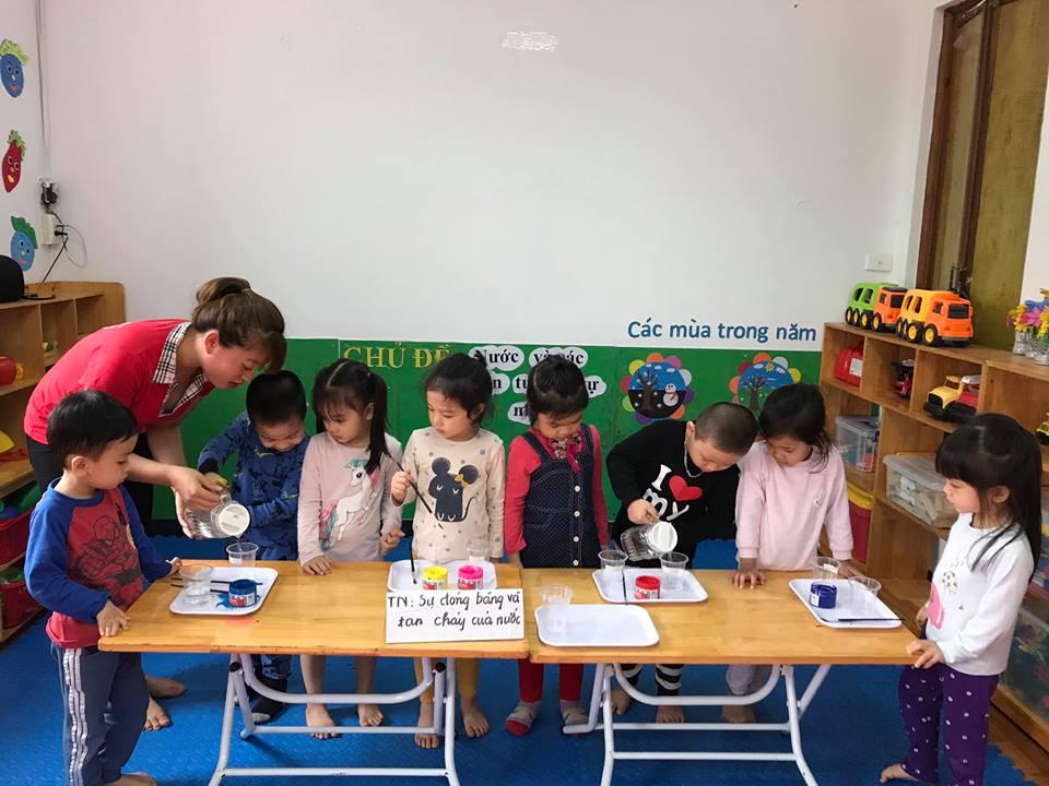 Trường mầm non Vườn Hồng ( Rose Garden Kindergarten) - Thành Công