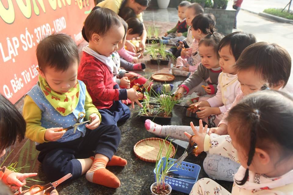 Trường mầm non Vườn Ong (Bee Garden) - Xuân Tảo