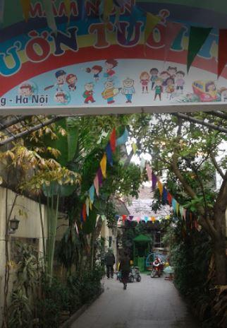 Trường mầm non Vườn Tuổi Thơ - Yên Hòa