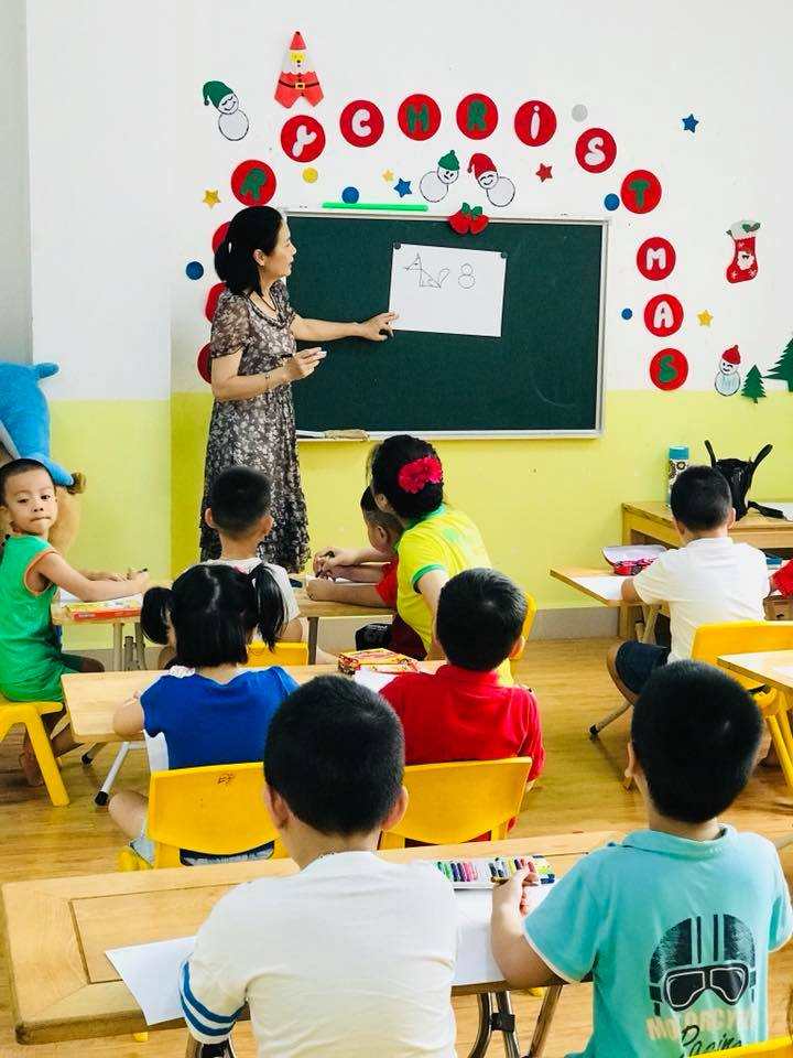 Trường mầm non Voi Con - Cổ Nhuế 2
