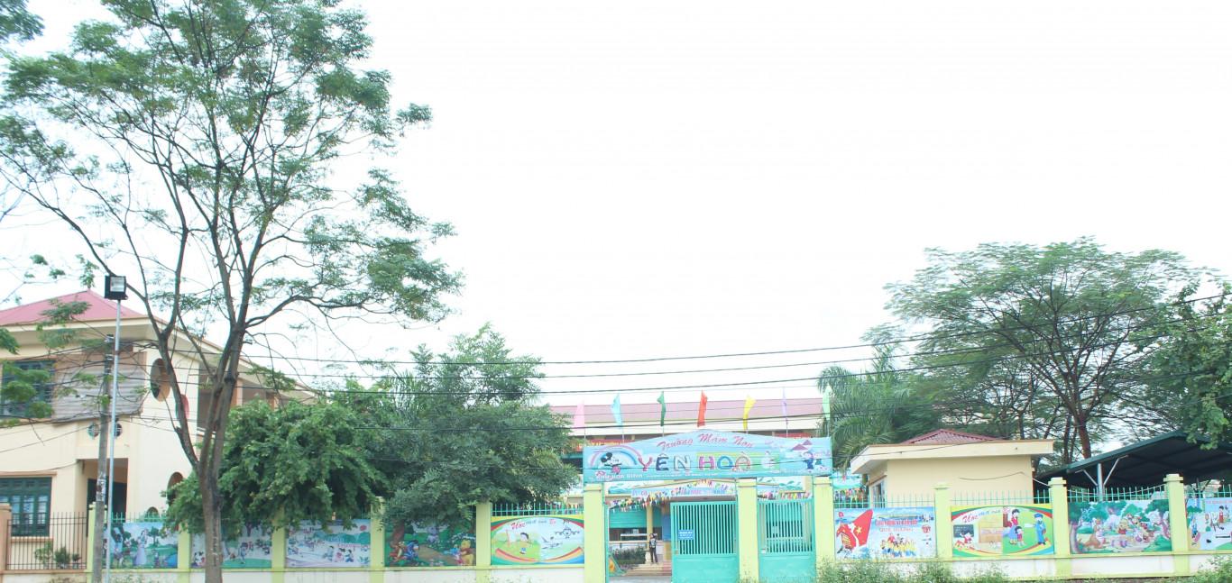 Trường mầm non Yên Hòa - TDP 14 Hòa Bình