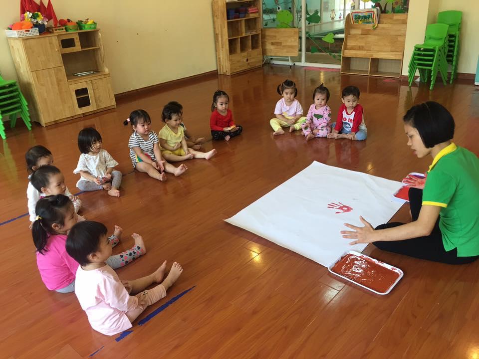 Trường mầm non Quốc Tế Global (GIS) - Yên Hòa