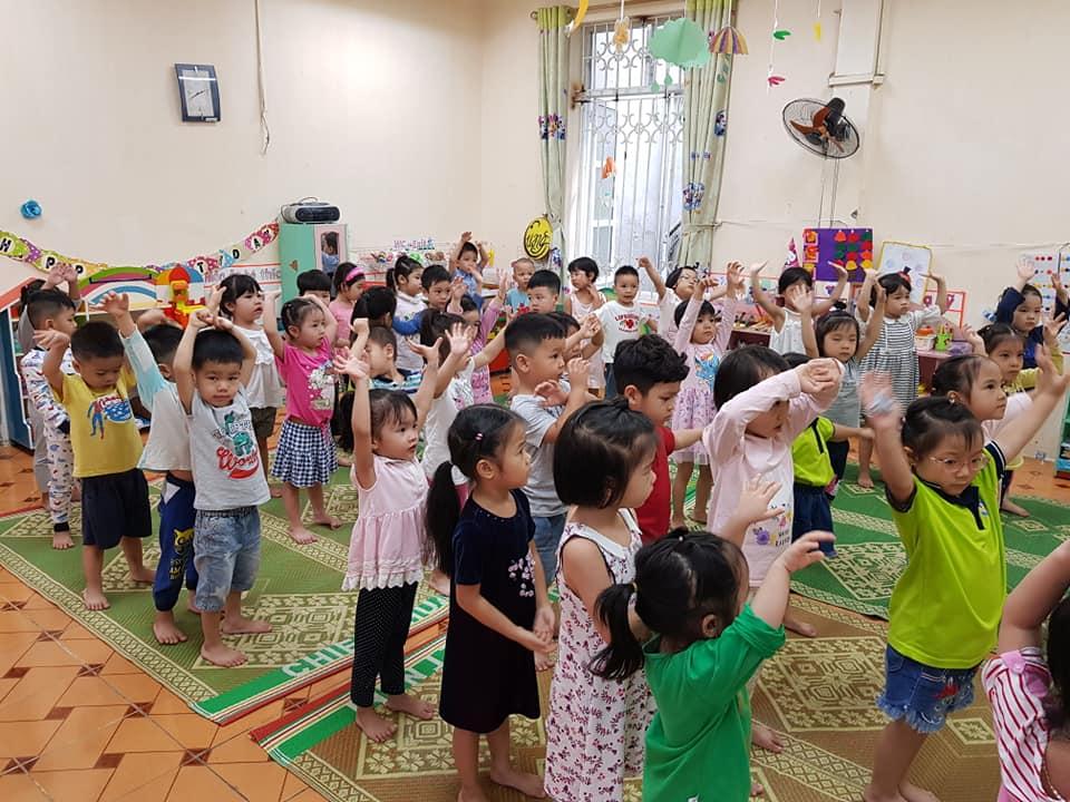 Trường mẫu giáo Chim Non - Kim Mã