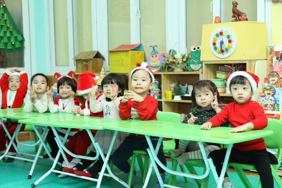 Trường mẫu giáo Mầm non A - Hoàn Kiếm