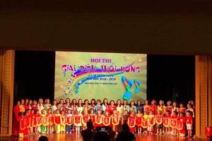 Trường mẫu giáo Măng Non - Hoàn Kiêm