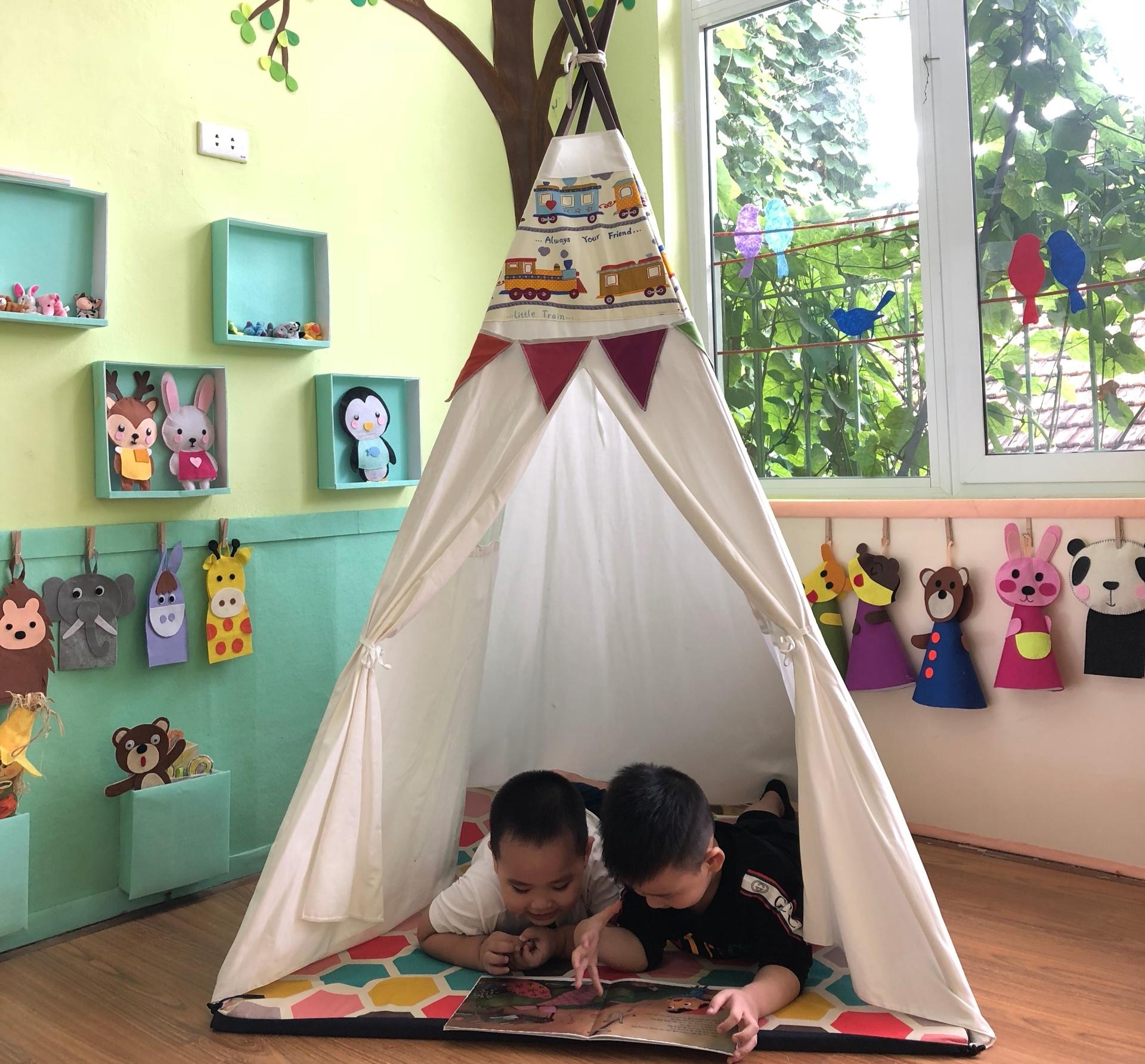 Trường mẫu giáo Quang Trung -