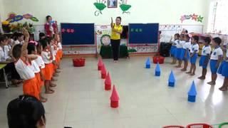 Trường mẫu giáo Số 10 - Đội Cấn