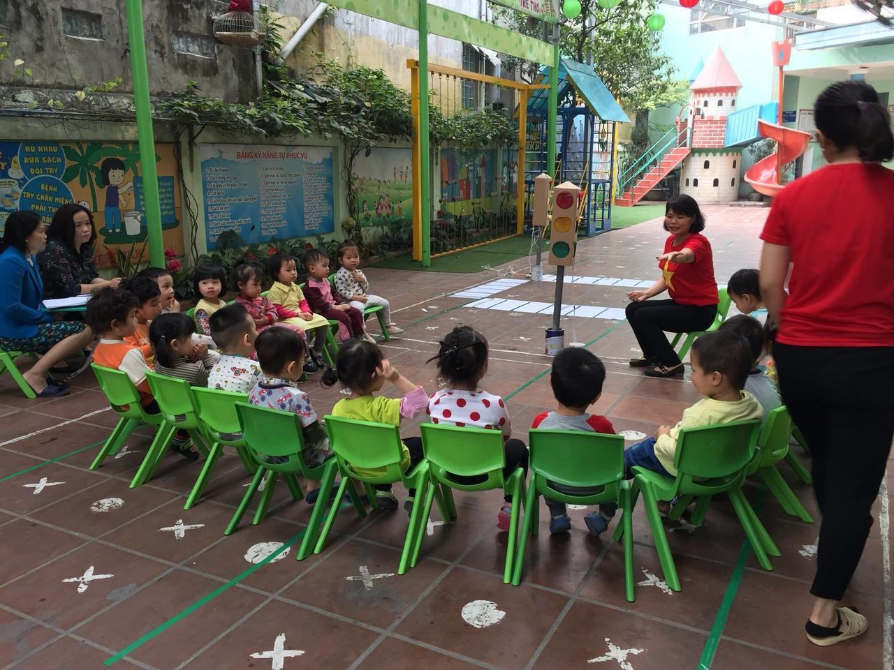 Trường mẫu giáo Số 5 - Ngọc Hà