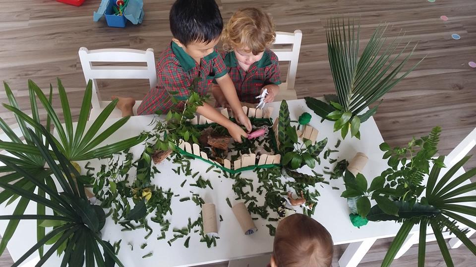 Trường  EtonHouse E-Maison International Pre-School, Thao Dien - Thảo Điền