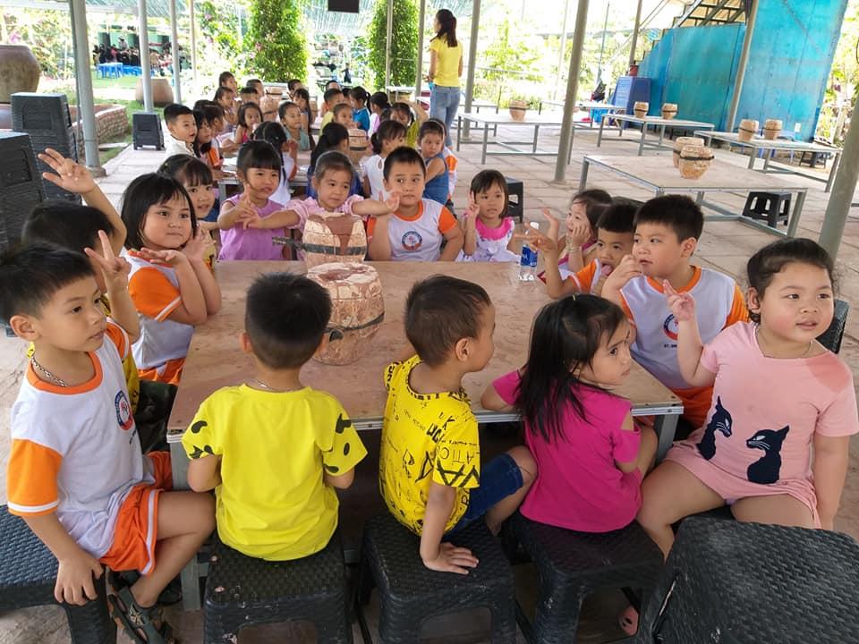 Trường mầm mon Hoa Hồng Nhỏ quận 12- Tân Thới Hiệp