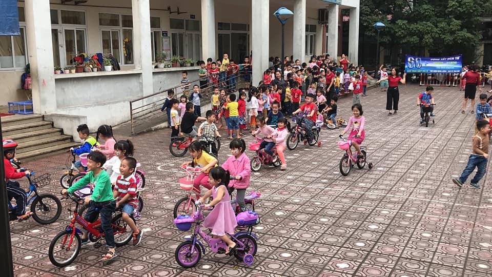 Trường mầm non 10 - 10  - Hoàng Mai