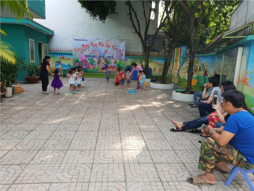 Trường mầm non 11A - Phường 11, Bình Thạnh - Cơ sở 2