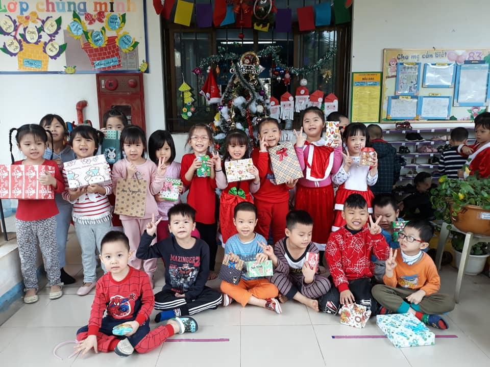 Trường mầm non 8-3 Quỳnh Mai - Hai bà Trưng