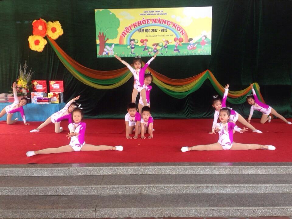 Trường mầm non A Liên Ninh - Thanh Trì