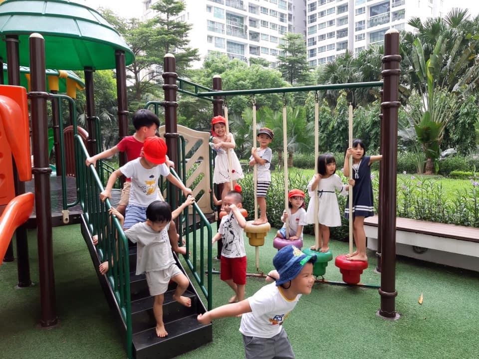 Trường mầm non Aitokibo (  Aitokibo kindergarten ) -  Trung Hòa Nhân Chính