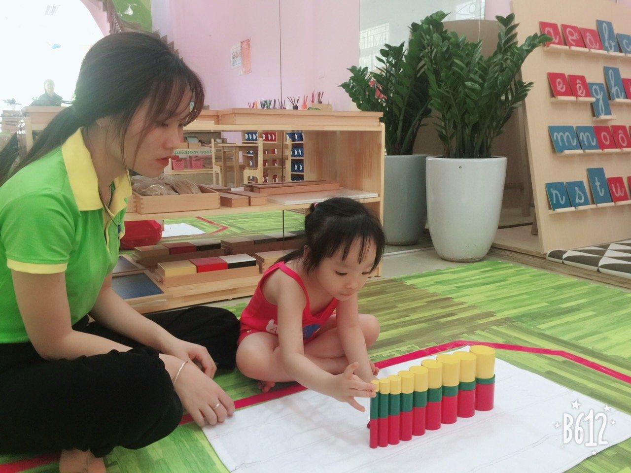 Trường mầm non Alpha - Nguyễn Khánh Toàn