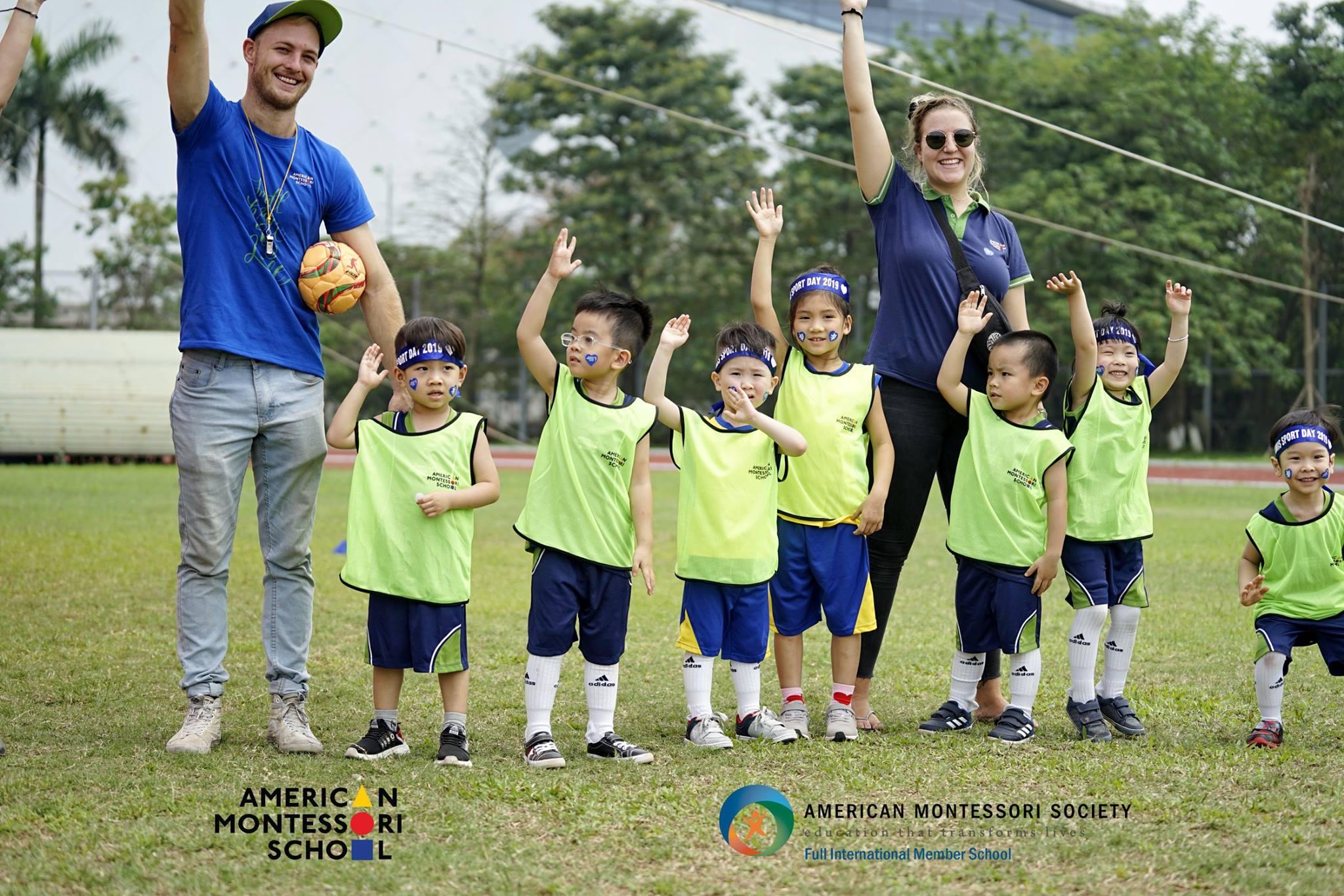 Trường mầm non Amis - Vạn Phúc Hà Đông