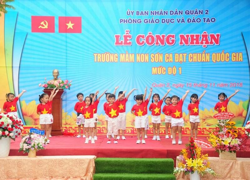 Trường mầm non An Bình - An Phú