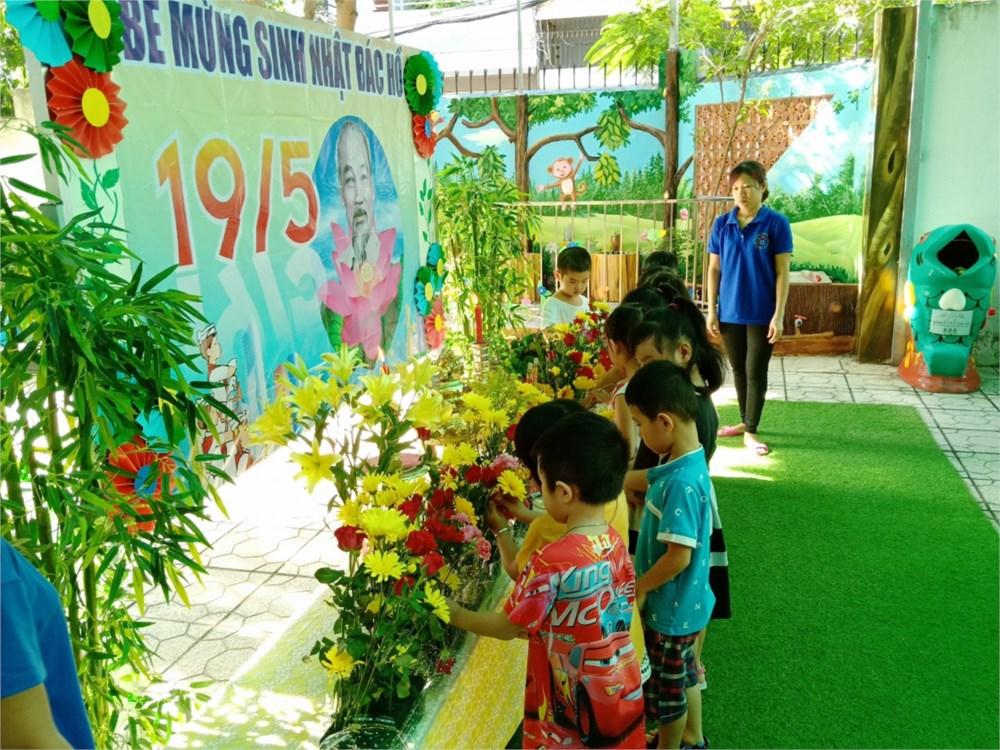 Trường mầm non An Nhơn - Phạm Huy Thông