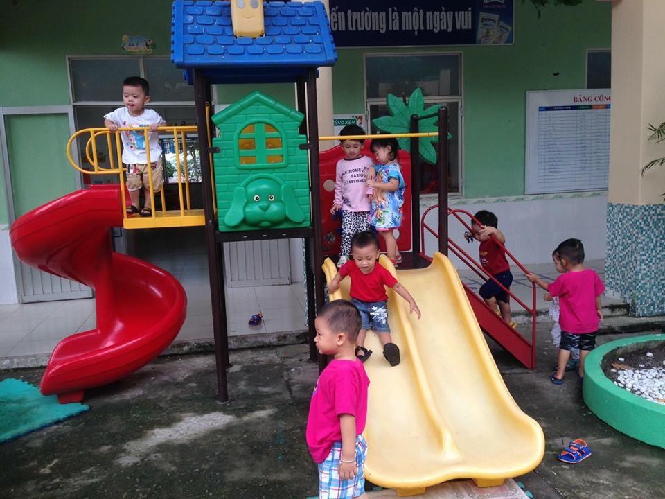 Trường mầm non An Phú - An Phú