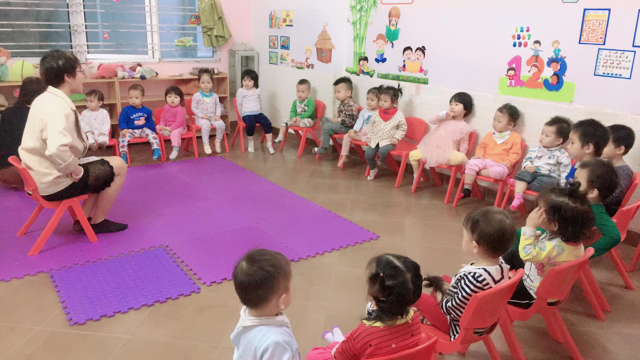 Trường mầm non Anh Vũ - Hồ Ba Mẫu