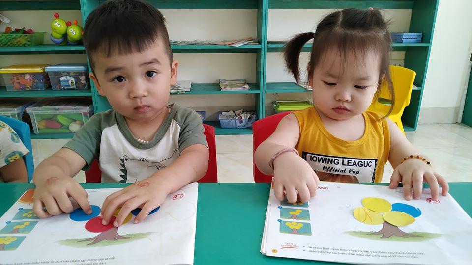 Trường mầm non Anh Đào Montessori - Hà Đông