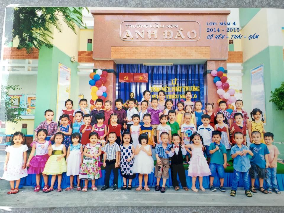 Trường mầm non Anh Đào - Phan Văn Trị