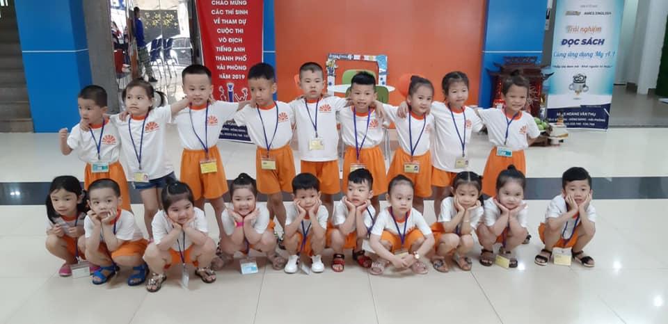 Trường mầm non Ánh Dương (Sunshine Kids) - Kỳ Đồng