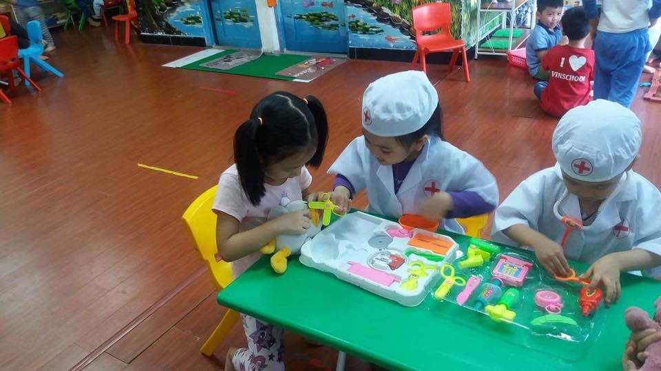 Trường mầm non Ánh Hồng -  Mỹ Đình Plaza
