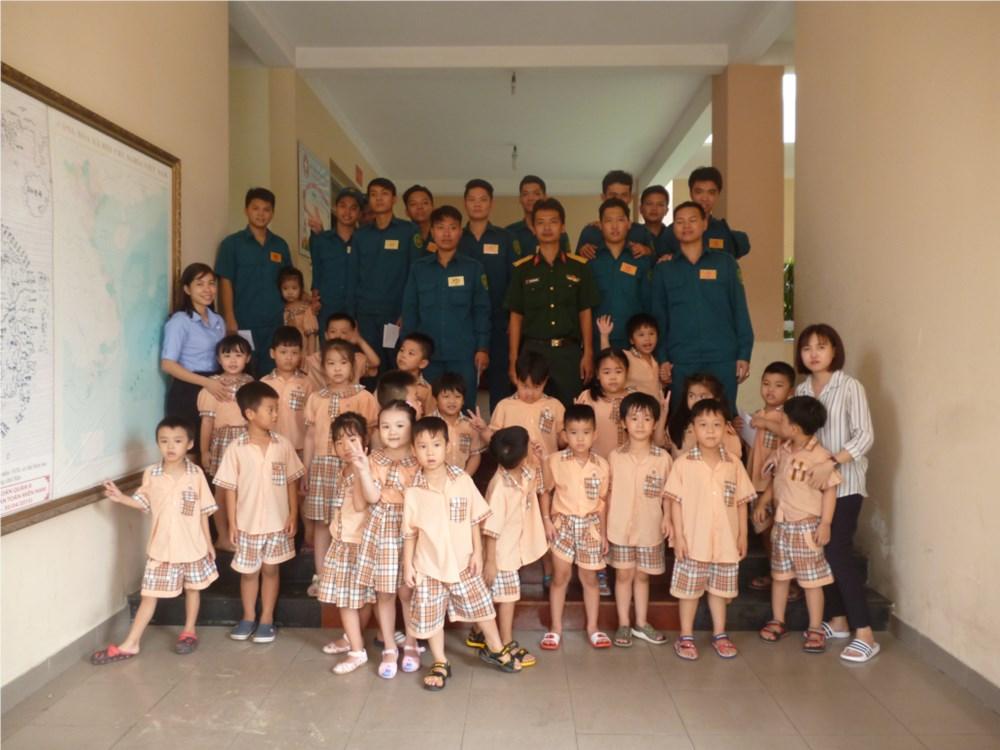 Trường mầm non Ánh Linh CS1 - Phường 5