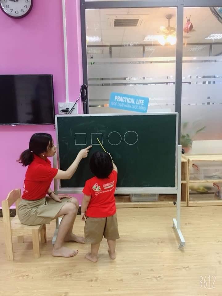 Trường mầm non Anh - Nhật Montessori - Mỹ Đình
