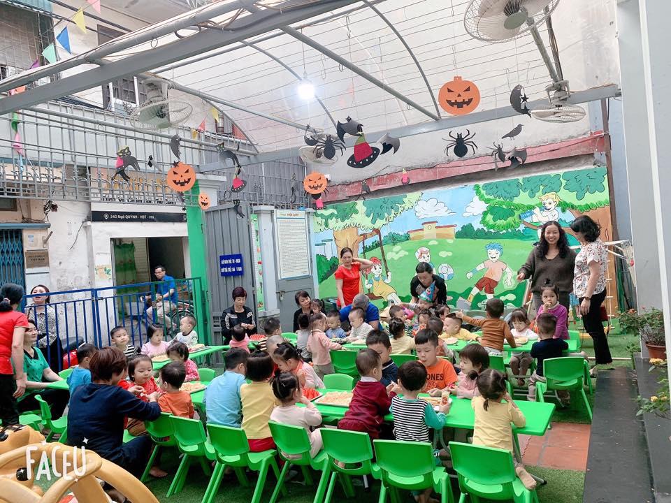 Trường mầm non Ánh Sáng (Sunshine Kindergarten) - Linh Đàm