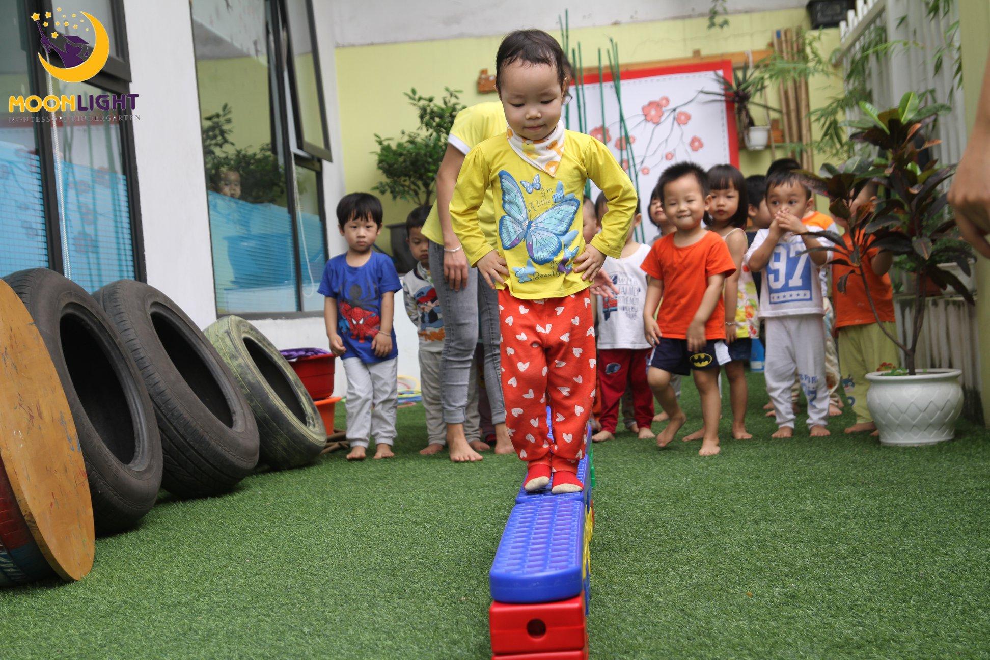 Trường mầm non Ánh Trăng ( Moonlight Montessori Kinderganten) - Hà Đông