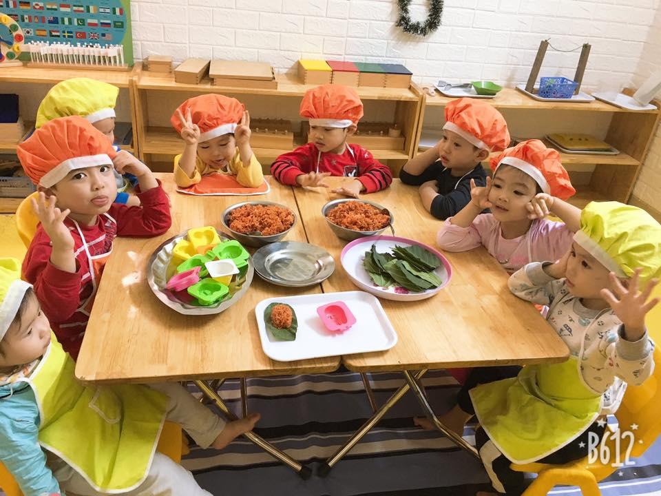 Trường mầm non Anh Việt Montessori - Mỗ Lao