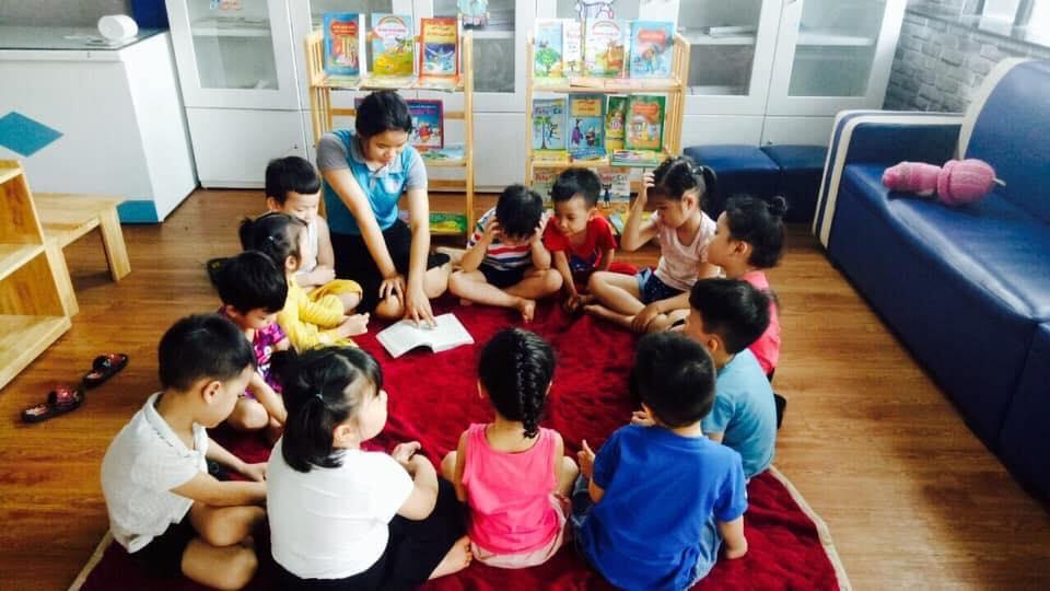 Trường mầm non Aplus Academy -  Cao Lỗ, Đông Anh