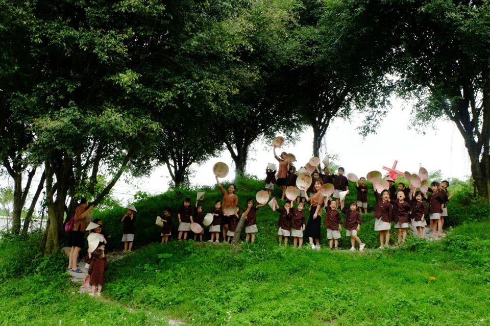 Trường mầm non APLUS - Dịch Vọng, Cầu Giấy
