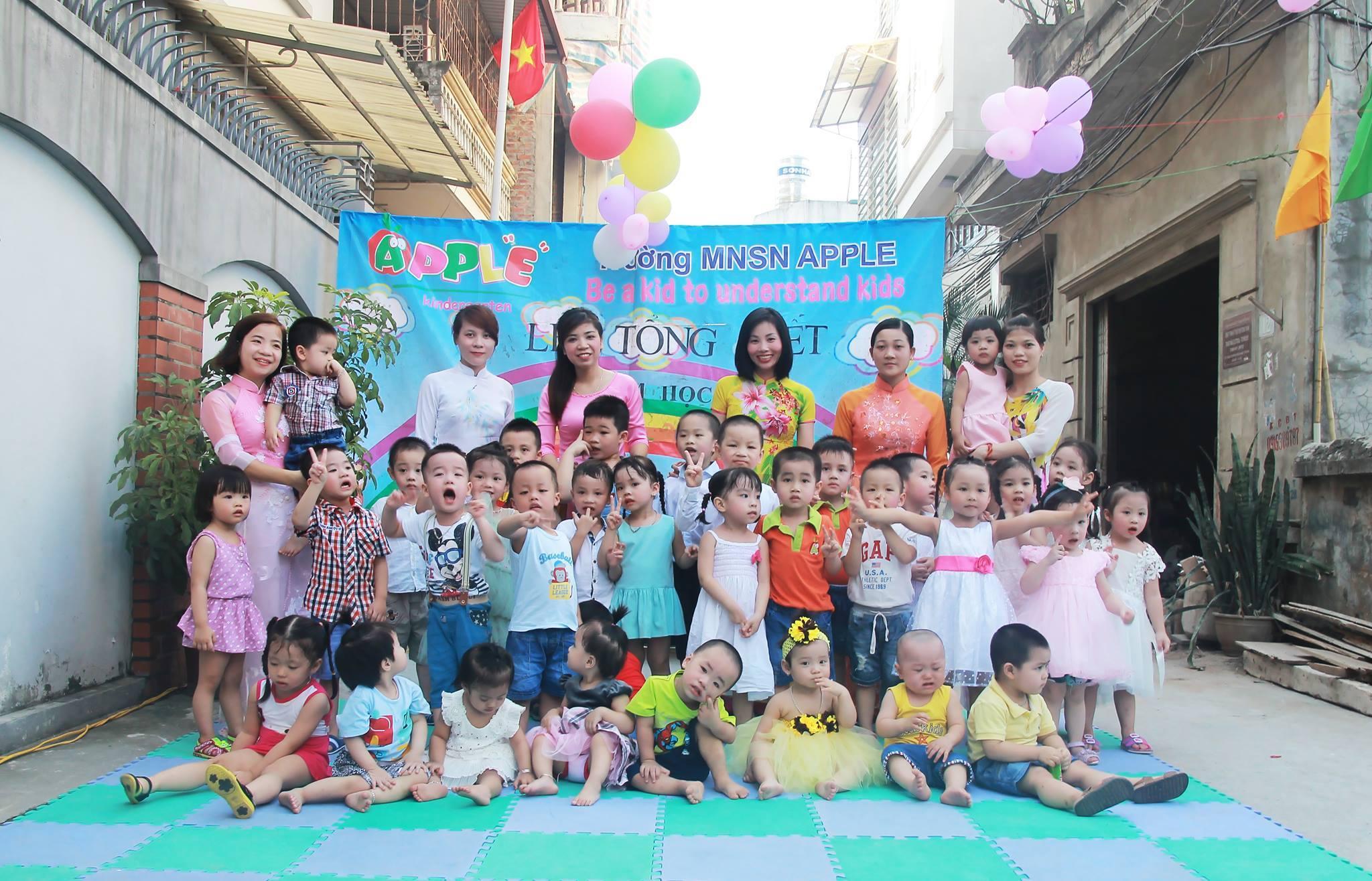 Trường mầm non Đô Rê Mon - Hà Đông